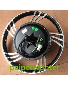 18 inch bldc brushless dc wheel hub motor 500w 1000w for electric bicycle kit DIY phub-27