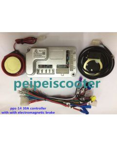 30A brushless motor controller with electromagnetic brake pps-14
