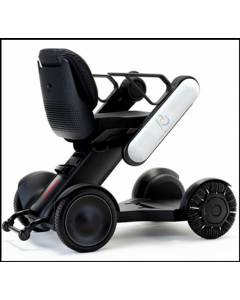 foldable outdoor robot intelligent electric wheelchair