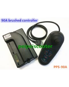 90A VR TWO brushed controller for wheelchair and scooter kit PPS-90A