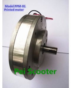 Printed Circuit Dc Motor PPM-01 104W-153W