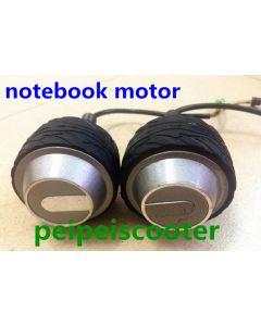 3 inch mini notebook scooter dc brushless hub wheel motor phub-159al